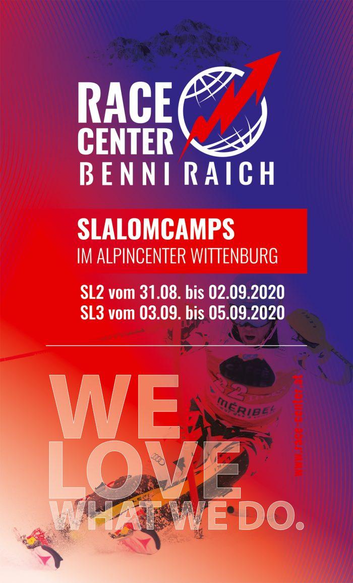 Race Center Benni Raich